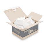 Kostenlose Versandbox für Ihre Reparaturen