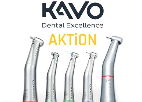 KaVo Instrumenten Aktionen 3+1 4+1